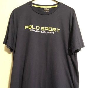 Polo Sport Shirts - Polo Sport Ralph Lauren Performance Thermo S Large